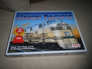 Union Pacific - Amigo