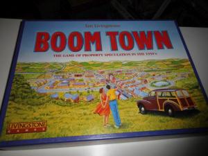 BoomTown - Livingstone Games - limitiert