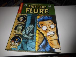 Finstere Flure - Friedemann Friese - 2F-Verlag