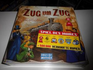 Zug um Zug - Days of Wonder - Folie