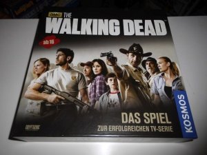 The Walking Dead - Das Brettspiel - Kosmos