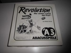 Revolution - Weisse Reihe - Abacus