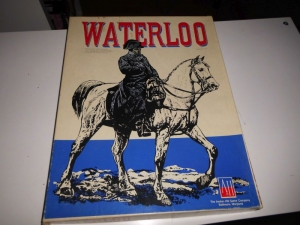 Waterloo - Bookcase - Avalon Hill