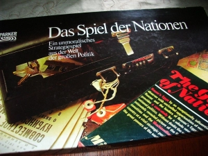 Das Spiel der Nationen - Parker - Folie