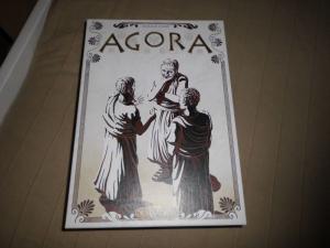 Agora - Spielworkx - Ungespielt