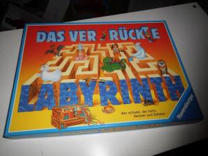 Das verrückte Labyrinth - alte Version - Ravensburger