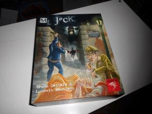 Mr. Jack - Hurrican