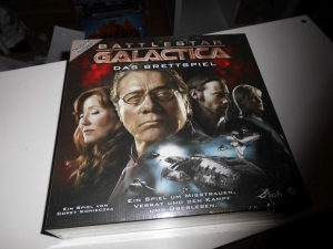 Battlestar Galactica - The Boardgame deutsch - Folie - FFG