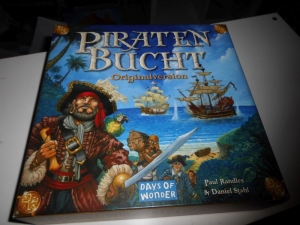 Piraten Bucht - Das Original - Days of Wonder - Piratenbucht