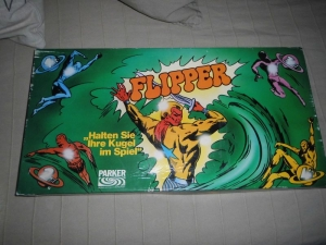 Flipper - Parker
