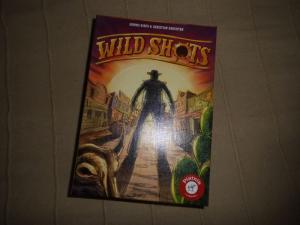 Wild Shots - Piatnik