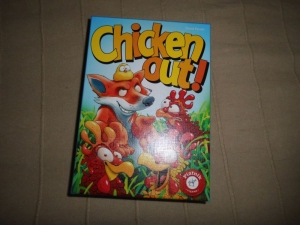Chicken Out! - David Parlett - Piatnik