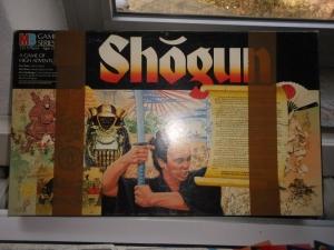 Shogun aus der MB Gamemaster Series - Unvollständig