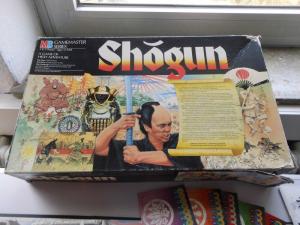 Shogun aus der MB Gamemaster Series - Unvollständig - Teil 2