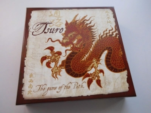 Tsuro - Kosmos - englische Ausgabe