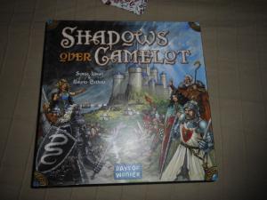 Shadows over Camelot - englisch - Days of Wonder