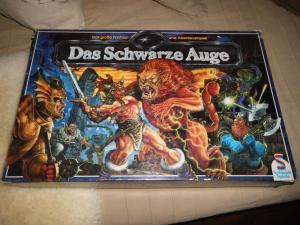 Das Schwarze Auge - Die Burg des Schreckens - Brettspiel - Schmidt-Spiele