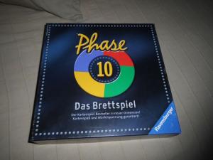 Phase 10 - Das Brettspiel - Ravensburger