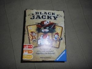 Black Jacky - deutsch - Ravensburger
