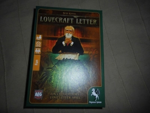 Lovecraft Letter - deutsch