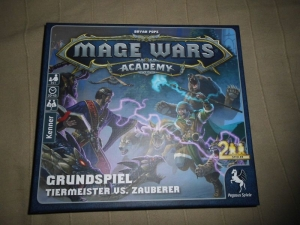 Mage Wars Academy - deutsch