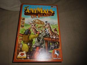 Animals on Board - deutsch