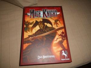 Mage Knight - Pegasus - Ungespielt