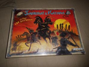 Samurai & Katana - Tilsit Edition
