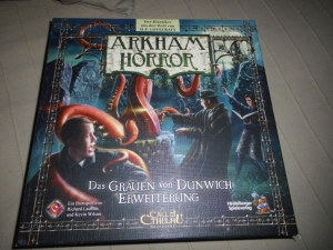 Arkham Horror - Das Grauen von Dunwich - Erweiterung - Heidelberger