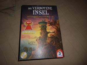 Die verbotene Insel - Schmidt Spiele