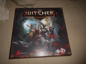 The Witcher - Abenteuerspiel - FFG Heidelberger