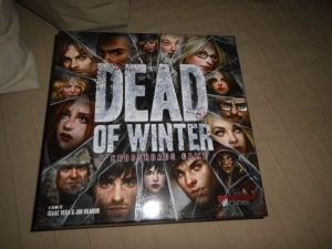 Dead of Winter - Crossroads game - Plait Hat Games - englisch