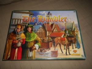 Die Händler - Eggert-Spiele
