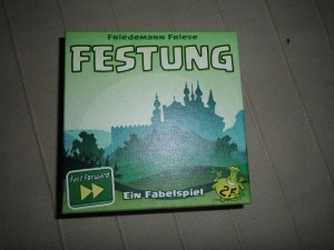 Fast Forward: Festung - Friedemann Friese - 2F-Spiele
