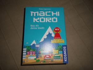 Machi Koro & Grossstadterweiterung - German First Edition