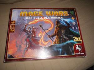 Mage Wars Arena & Erweiterungen - German First Edition