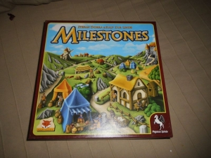 Milestones - Multilingual First Edition