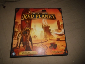 Mission: Red Planet - Second Edition - Englisch