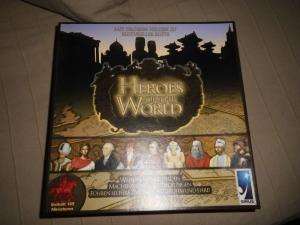Heroes of the World - Sirius Games
