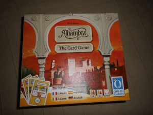 Alhambra - The Card Game - Queen Games