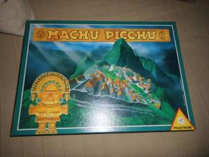 Machu Picchu - Piatnik
