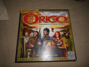 Origo - Aufbruch in neue Länder - Autorenspiele - Parker