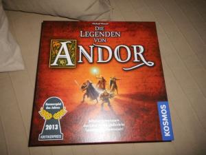 Die Legenden von Andor - Kosmos