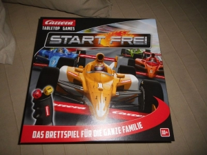 Carrera - Tabletop Games - Start Frei - Carreragames
