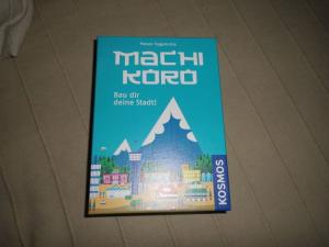 Machi Koro - Bau Dir Deine Stadt - Kosmos