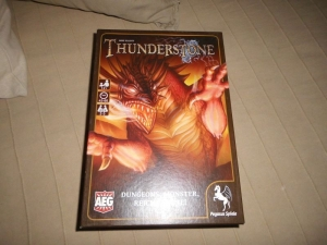 Thunderstone - Starterpack - Dungeons, Monster, Reiche Beute! - Pegasus