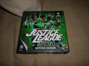 Green Lantern - Hero Dice - grün - Asmodee - Heidelberger