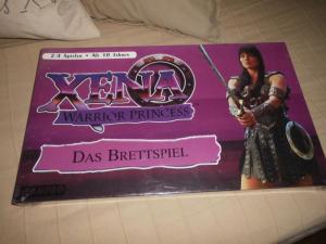 Xena - Warrior Princess - Das Brettspiel - FanPro - Folie