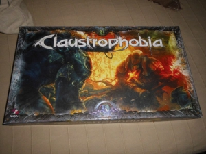 Claustrophobia - Asmodee