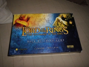 Lord of the Rings - Deckbuilding Game - Cryptozoic